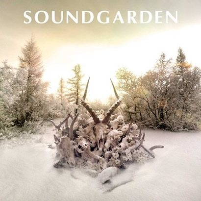 Soundgarden King Animal Artwork