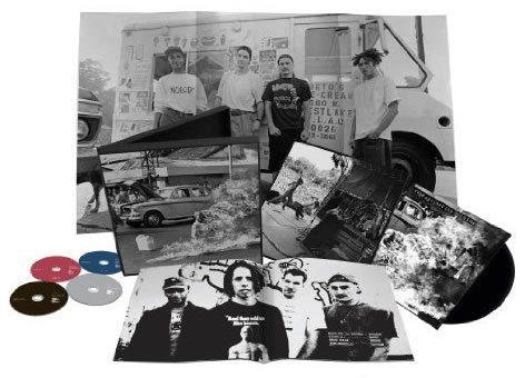 Rage Against the Machine Boxset
