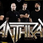 Anthrax en Chile 2013