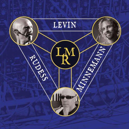 Portada de Levin Minnemann Rudess