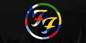 Foo Fighters @ Pista Atlética del Estadio Nacional | Región Metropolitana de Santiago | Chile