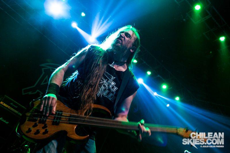 Steve DiGiorgio - Death (DTA Tours)