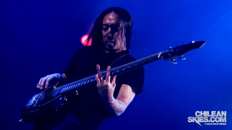 Dream Theater en Chile - John Myung