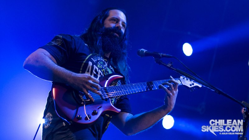 Dream Theater en Chile - John Petrucci