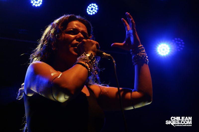 Loreto Chaparro - Matraz - Andes Prog II