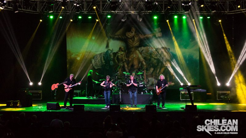 Kansas en Chile (23-11-2014)