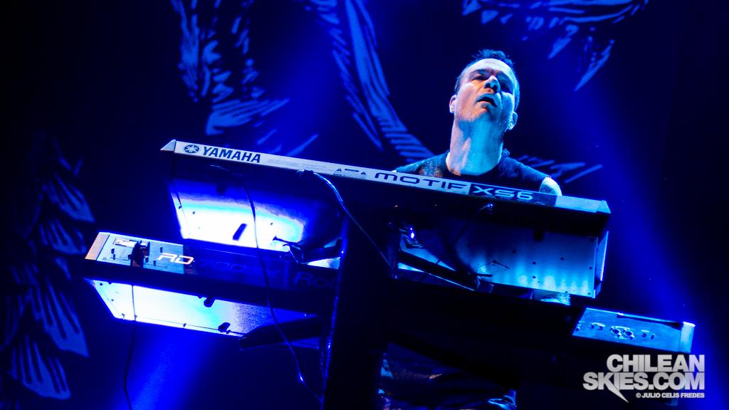 Within Temptation en Chile (25-11-2014)