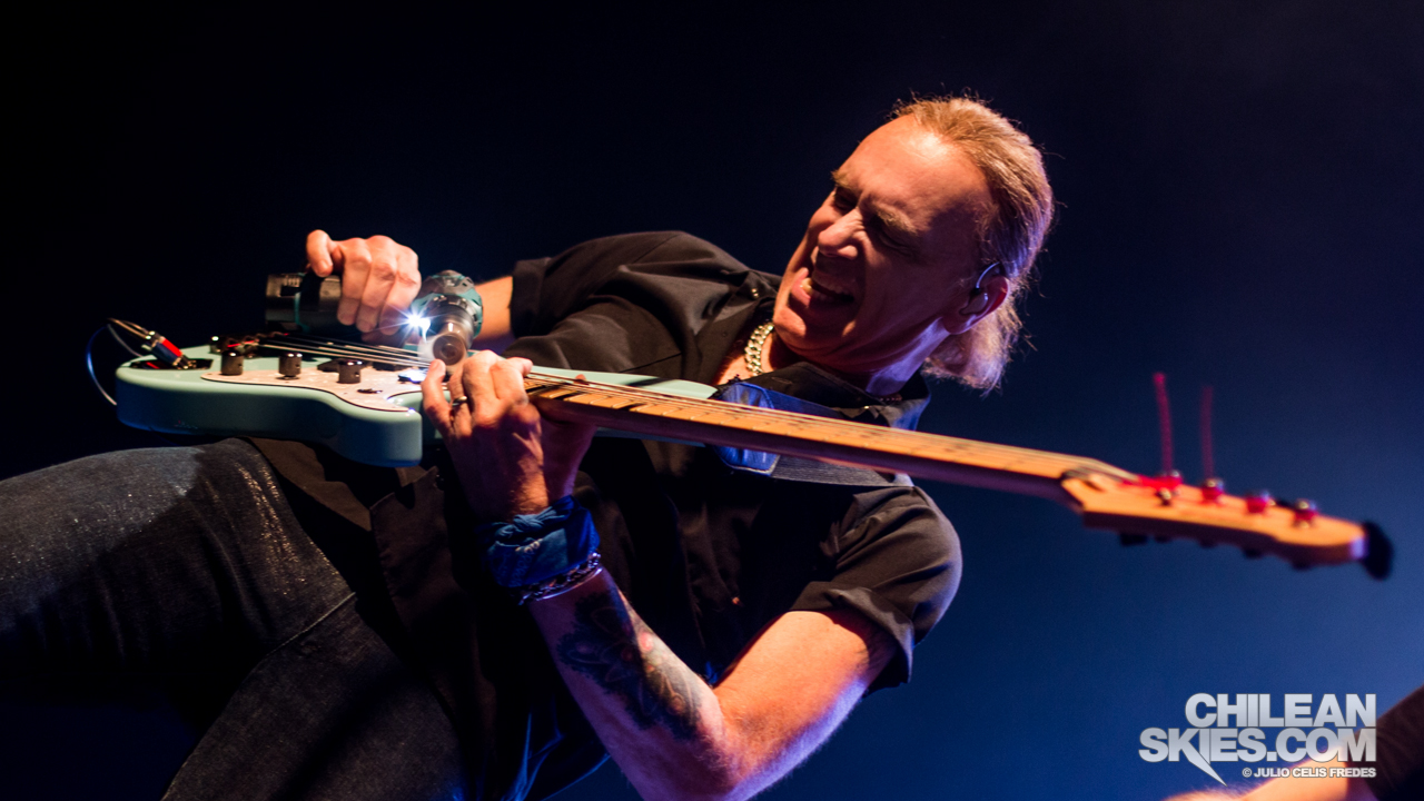 Billy Sheehan - Mr. Big - 15-02-2015