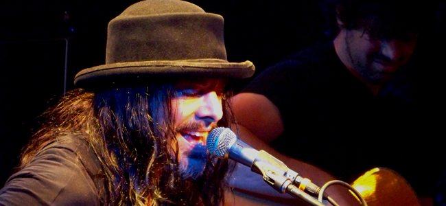 Richie Kotzen Acustico Chile La Batuta - CLSK Review cc