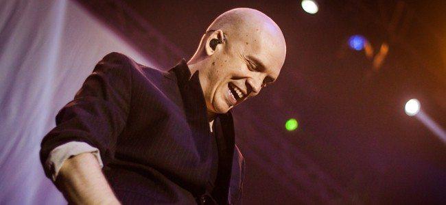 Devin Townsend - The Metal Fest 2013 - Julio Celis