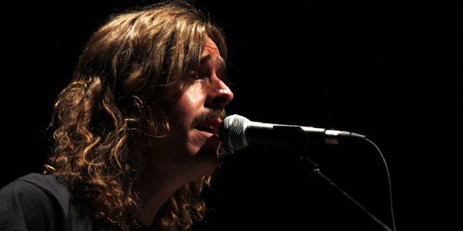 Mikael Akerfeldt Opeth en Chile