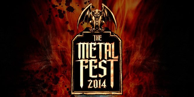 The Metal Fest Logo 2014