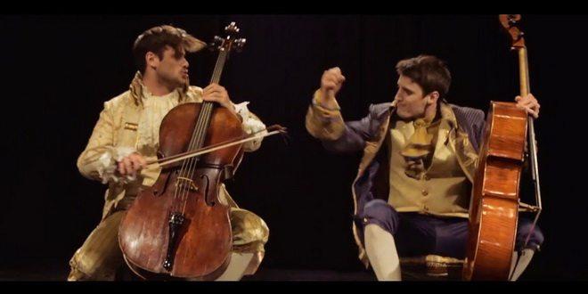acdc cellos