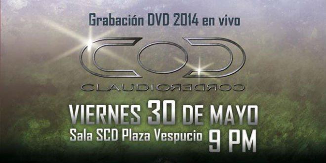 Claudio Cordero DVD 2