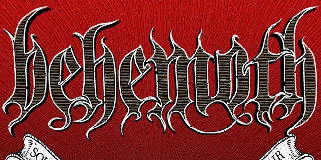 Behemoth Promo CLSK Chile