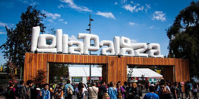 Lollapalooza Logo Parque O'Higgins Juliott Flickr