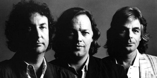 Pink Floyd Nick Mason Richard Wright David Gilmour