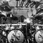 Dream Theater en Chile - Mike Mangini