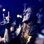 Público de Dream Theater en Chile