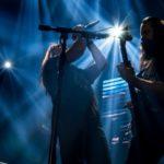 Dream Theater en Chile - John Petrucci y James Labrie