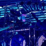 Dream Theater en Chile - John Myung, Mike Mangini y John Petrucci