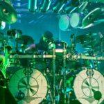 Dream Theater en Chile - John Myung y Mike Mangini