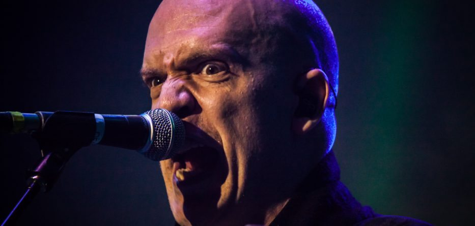 Devin Townsend - The Metal Fest 2013