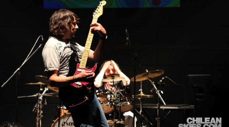 Ismael Cortez y Felix Carbone - Tryo - Andes Prog II