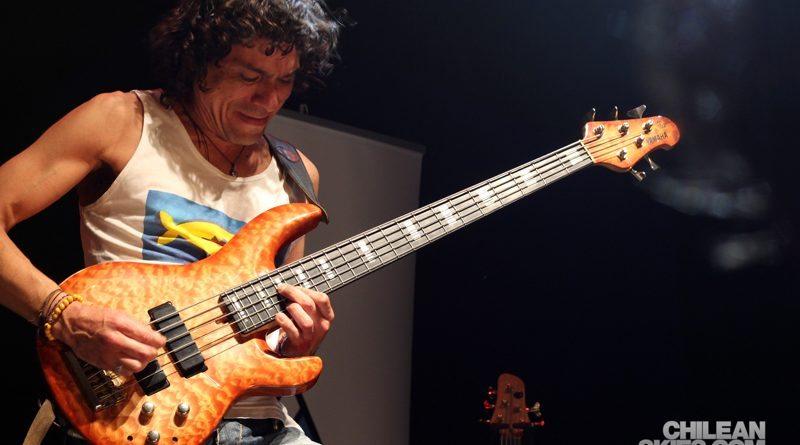 Francisco Cortez - Tryo - Andes Prog II