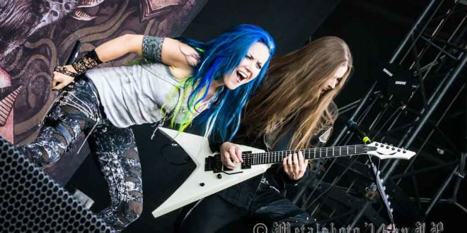 Arch Enemy CLSK