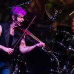 David Ragsdale y Phil Ehart - Kansas en Chile (23-11-2014)