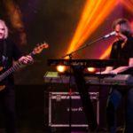 Billy Greer y Ronnie Platt - Kansas en Chile (23-11-2014)