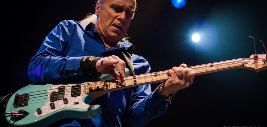 Billy Sheehan - The Winery Dogs en Chile - 30-07-2013