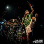 Mike Portnoy - Transatlantic en Chile (15-02-2014)