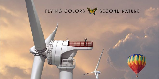 Flying-Colors-Second-Nature promo