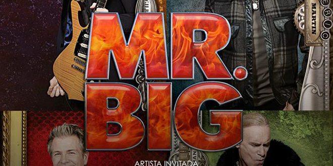 Mr. Big en Chile 2015