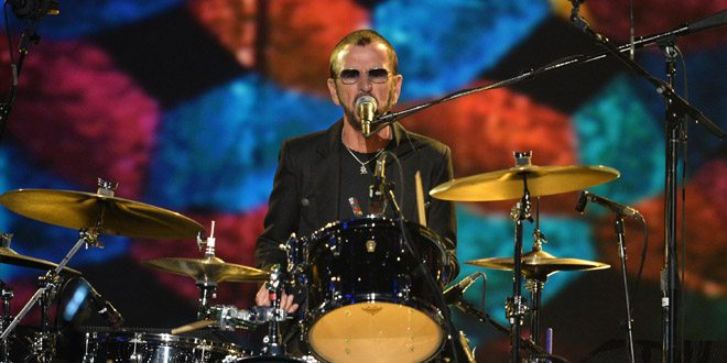 """The Night That Changed America: A GRAMMY Salute To The Beatles"" Ringo Starr ""Yellow Submarine"""