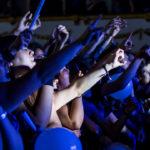 El público de Sonata Arctica