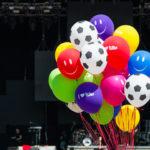 Globos - Lollapalooza Chile 2015