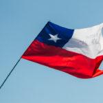 Bandera Chilena - Lollapalooza Chile 2015