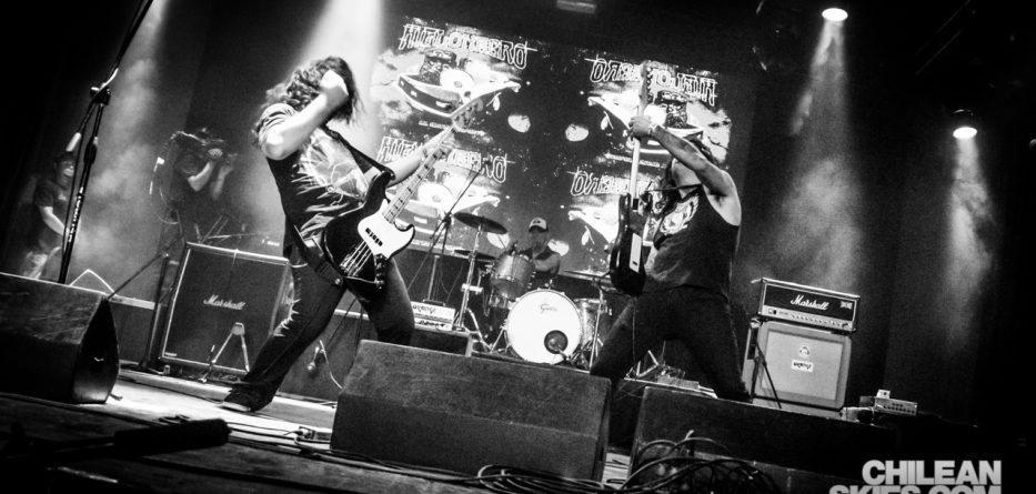 Hielo Negro - Lollapalooza Chile 2015