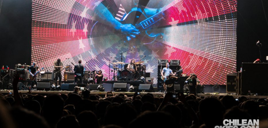 Kings of Leon - Lollapalooza Chile 2015