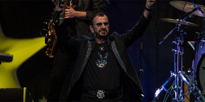 Ringo Starr 2015 Rock & Click Juan Pablo Quiroz