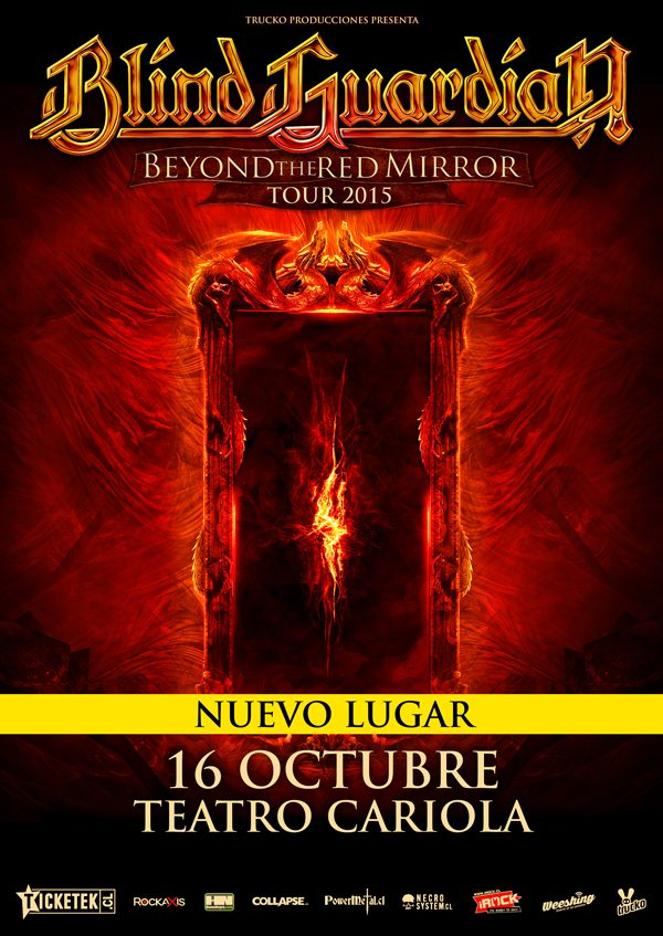 blind guardian chile cariola 2015
