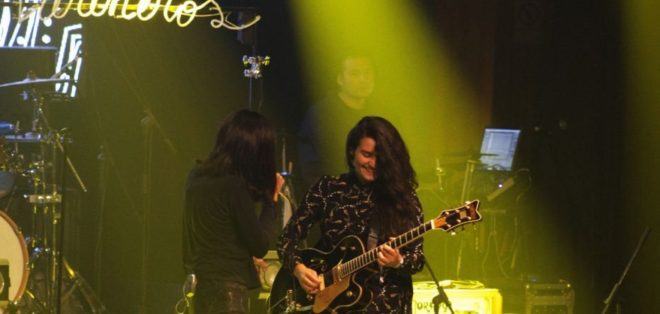 Marineros - Lollapalooza Chile 2015