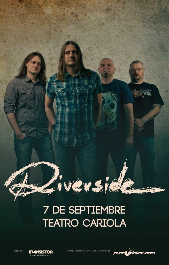 Riverside Afiche