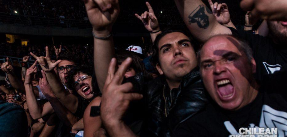 Público - Motörhead en Chile (2015)