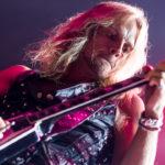 Richie Faulkner - Judas Priest en Chile (2015)