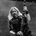 Ian Hill - Judas Priest en Chile (2015)