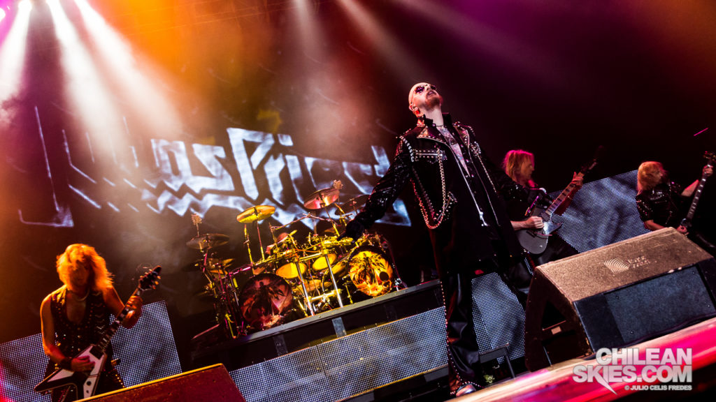 Judas Priest en Chile (2015)